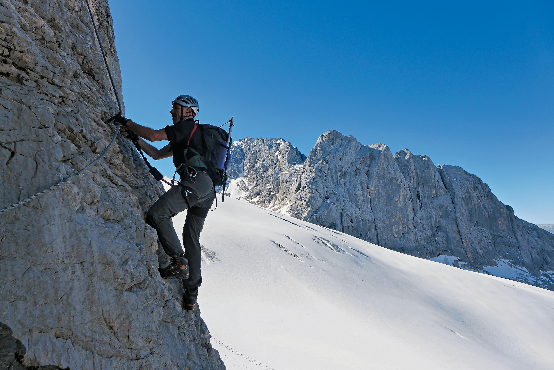 Klettersteig Set Leihen Berchtesgaden : Der schönsten klettersteige in Österreich bergwelten