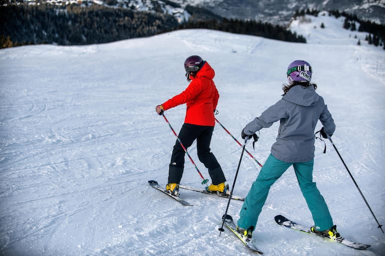 Ski Anfänger