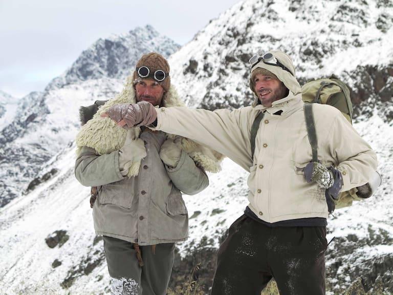 Bergwelten-Dokumentation Peter Aufschnaiter