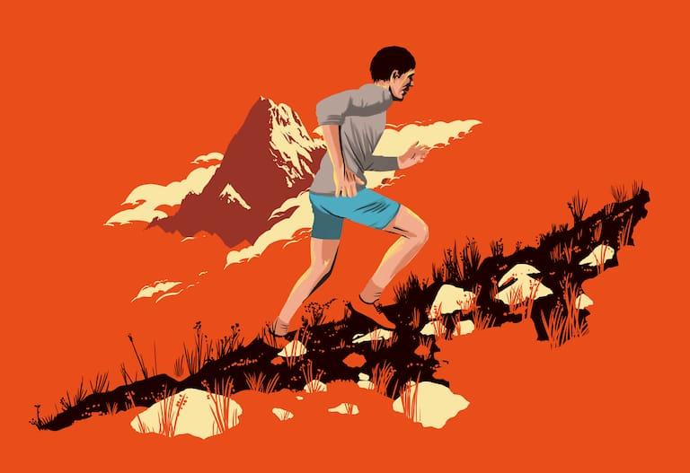 Training Ausdauer Laufen