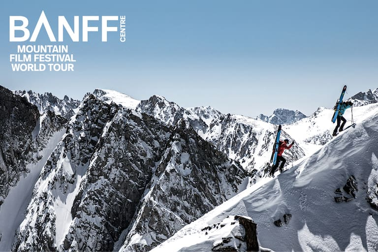 Die BANFF Mountain Film Tour 2021