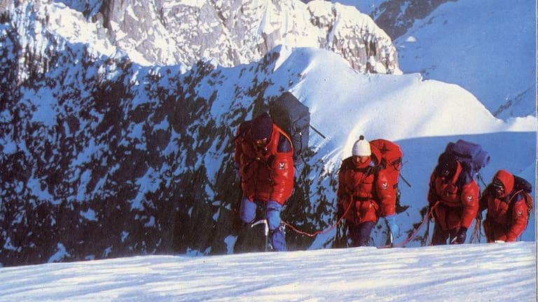 Bei Millet dreht sich alles um Bergsport.