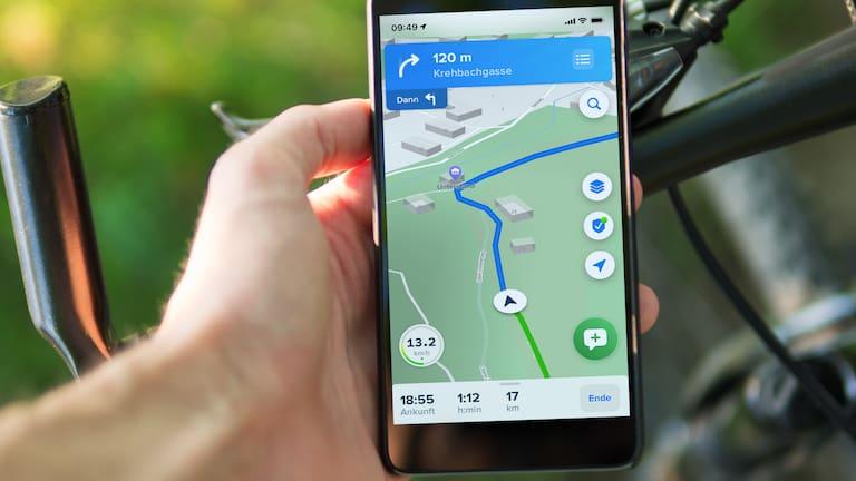 Routen planen, aufnehmen und navigieren - Bikemap unterstützt jeden Rad-Enthusiasten bei seiner Planung.