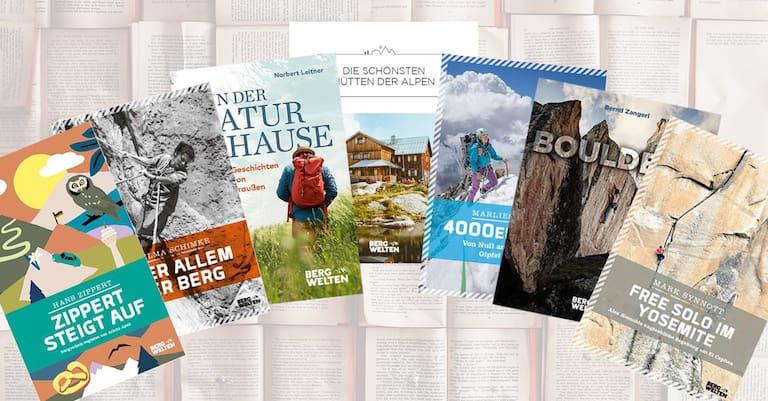 Bergwelten Bücher