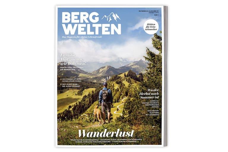 Cover der aktuellen Herbstausgabe
