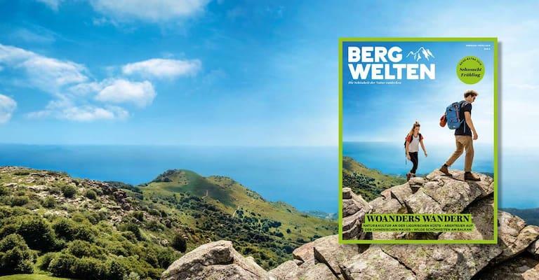 Bergwelten Magazin (Februar/März 2019)