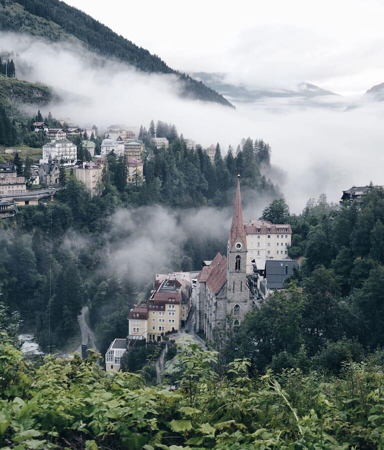 Bergwelten Instagram Weekend Bad Gastein Salzburg