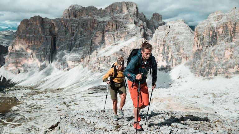 Robust, schnell und vielseitig – der Magma All-Mountain-Schuh von Tecnica fühlt sich in jedem Gelände wohl.