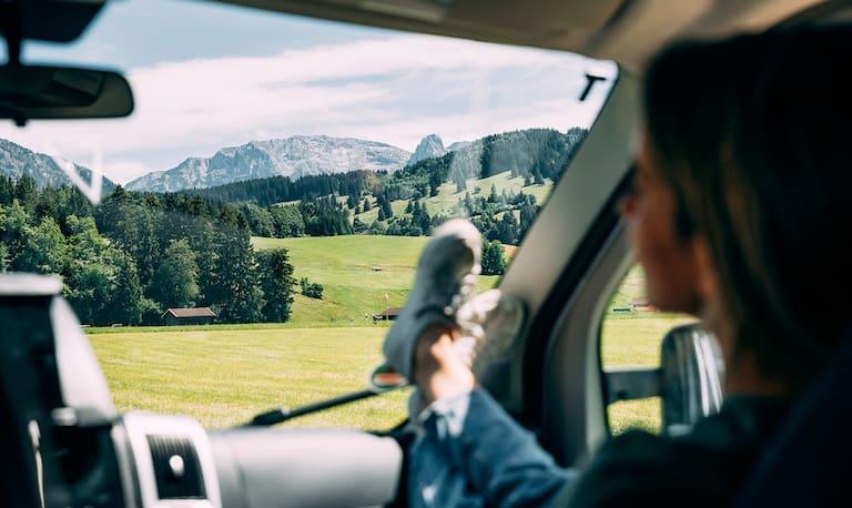 Der Campervan ist nicht nur Transportmittel, sondern Lifestyle