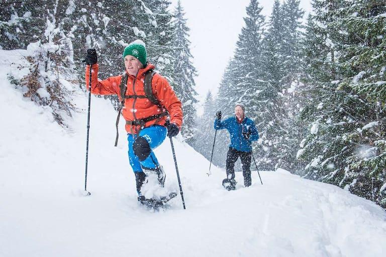 Schneeschuhe Größe