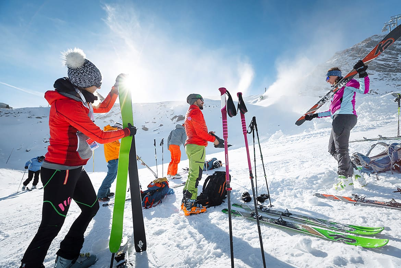Bergwelten Skitouren-Testival 2021