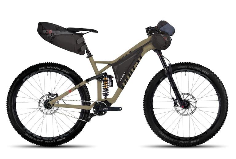Das Ghost H AMR X wird als Backcountry-Bike bezeichnet