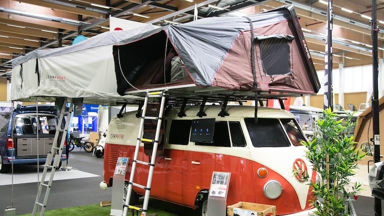 Ein echter Aktivurlauber: das ist der leidenschaftliche Camper und Caravaner.