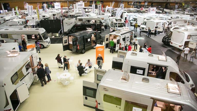 Inspirationen für neue Reiseziele findet man auf der Messe Caravan Salon Austria.