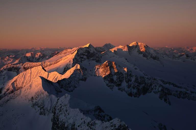 Sleepless: Eine Fotgalerie des ehemaligen Snowbboarders Mario Käppeli zählt zu den meistgeklickten Beiträgen auf bergwelten.com