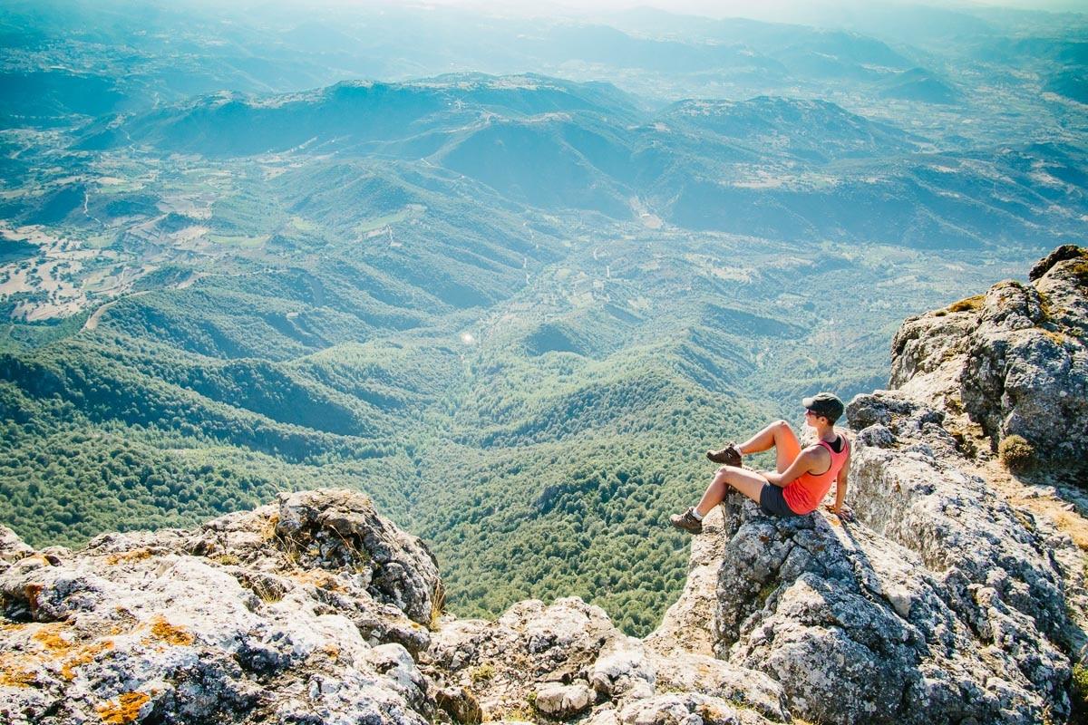 Wander Und Kletterausrüstung : Wandern in sardinien u touren bergwelten