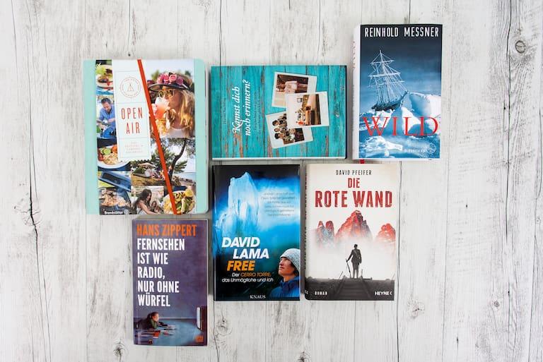 Buchempfehlungen Bergwelten