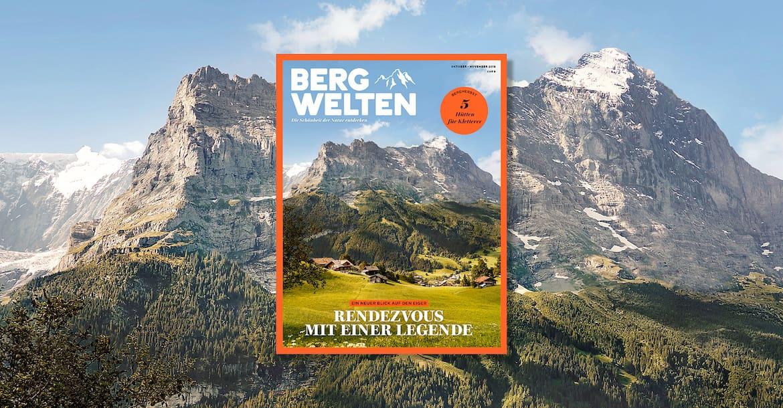 Bergwelten Magazin Schweiz (Oktober/November 2018)