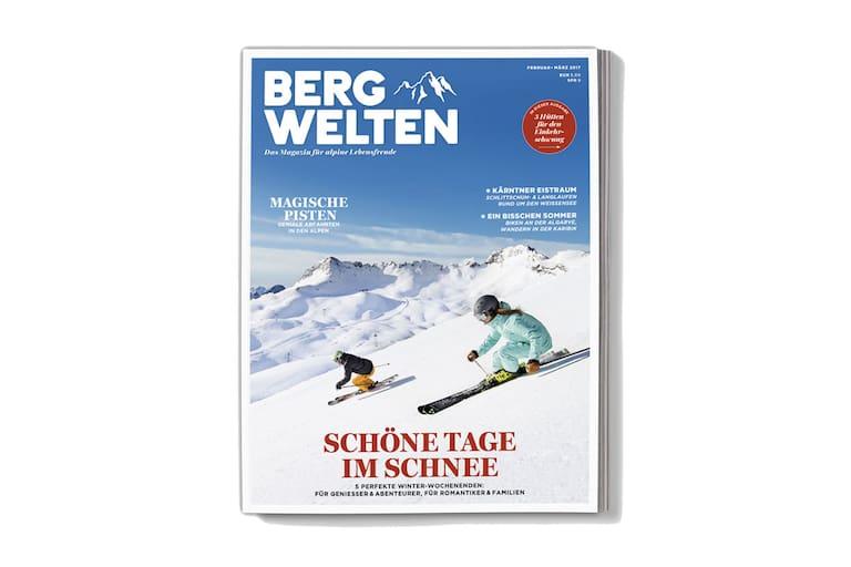 Bergwelten Magazin (Februar/März 2017)