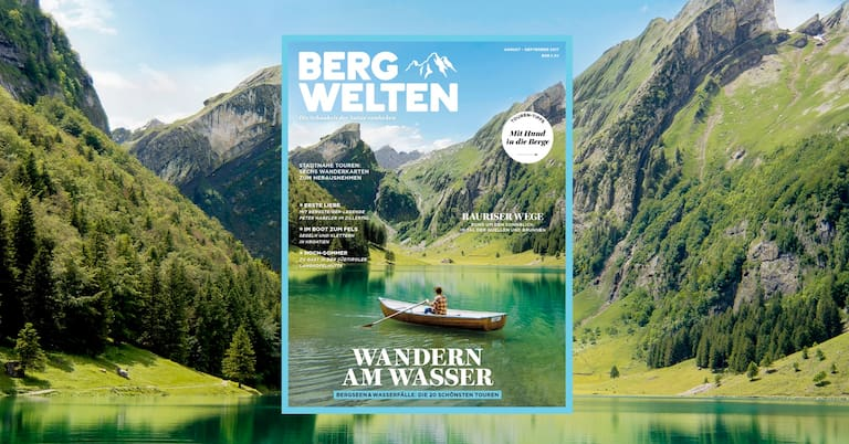 Bergwelten Magazin (August/September 2017)