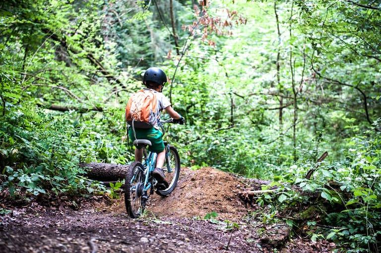 5 Profi-Tipps: Mit Kindern am Mountainbike