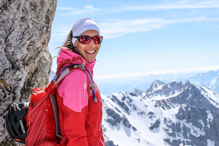 Sportwissenschaftlerin und Bloggerin Susanne Kraft