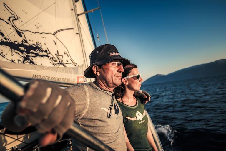 Sail&Run Christian Schiester