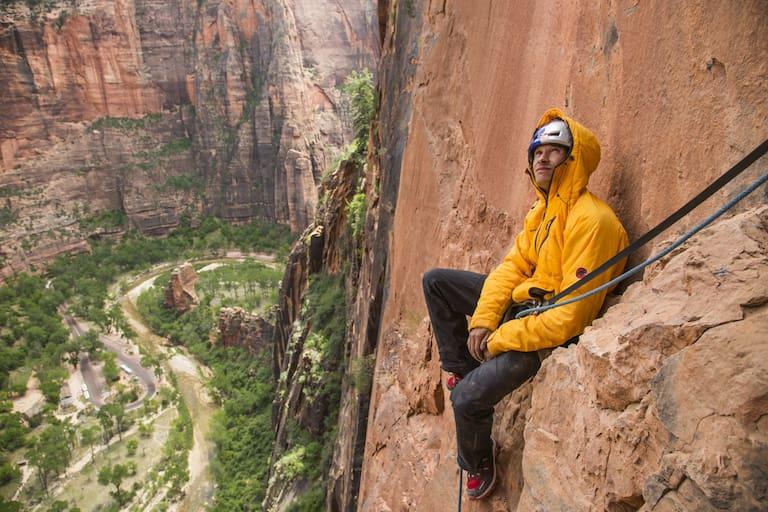 David Lama über Risiko
