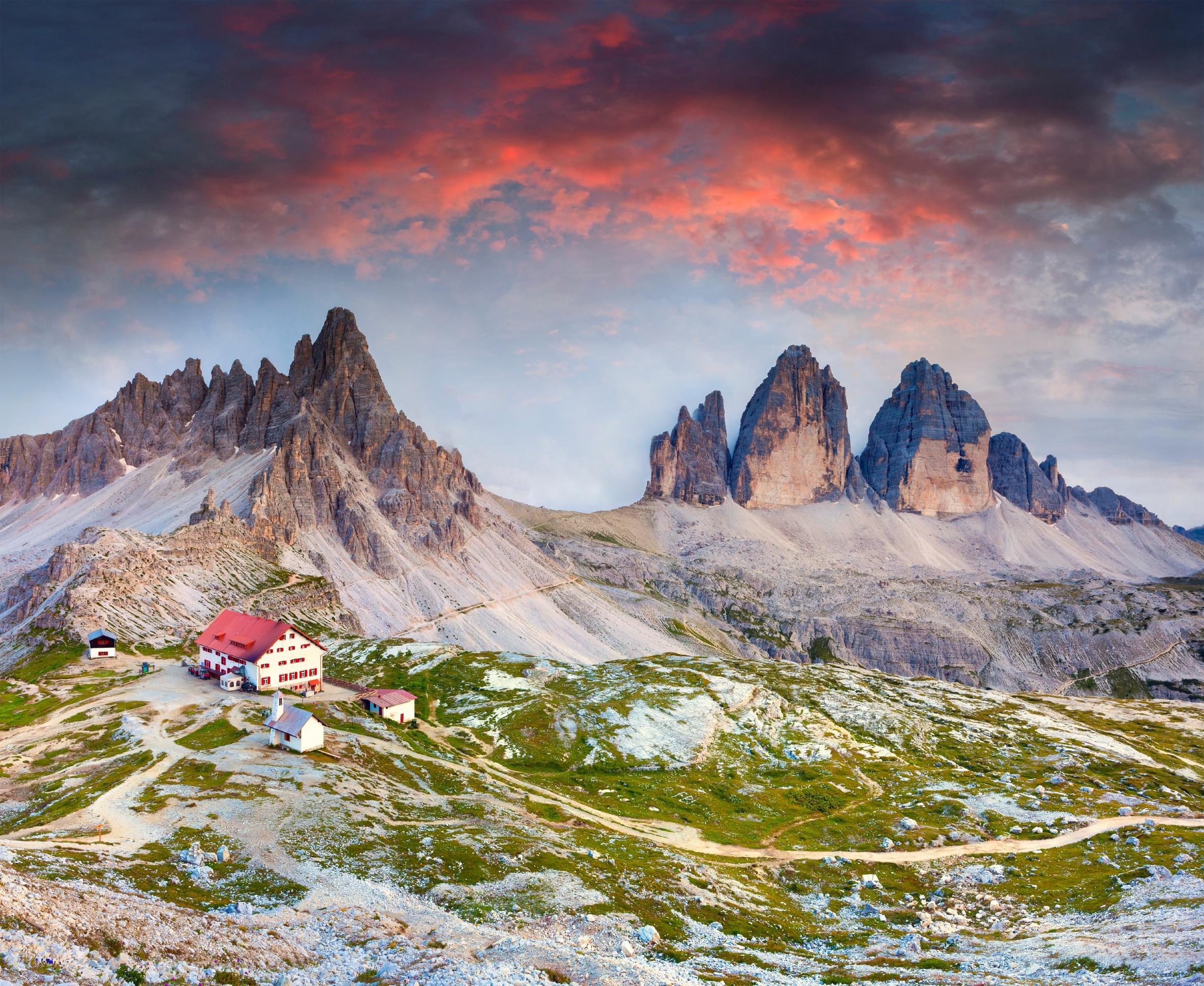 Höhenwege österreich