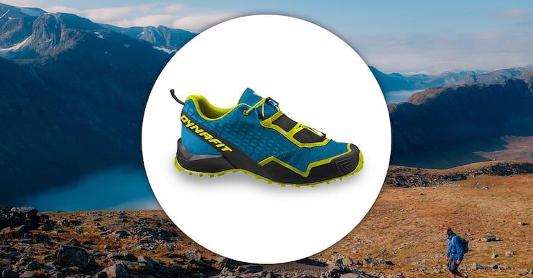 Tag 23 (23. August): Schuhe von Dynafit
