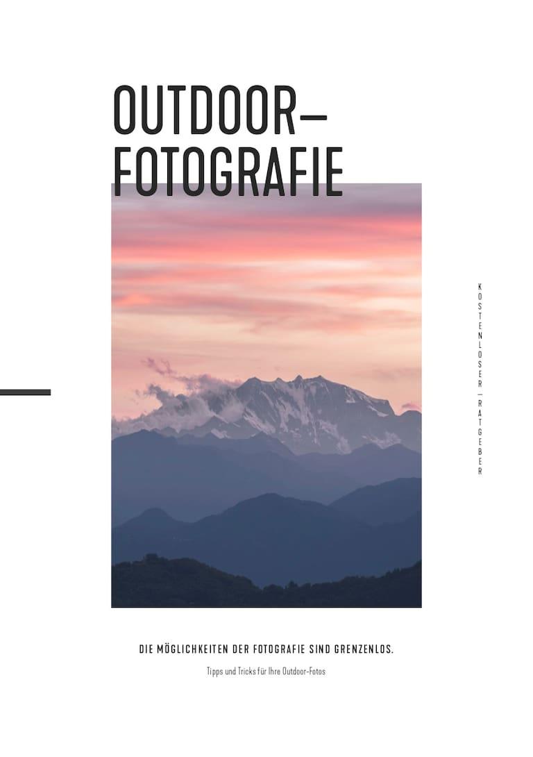 E-Book Outdoor-Fotografie