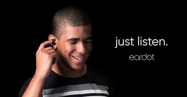 Just listen. Eardot