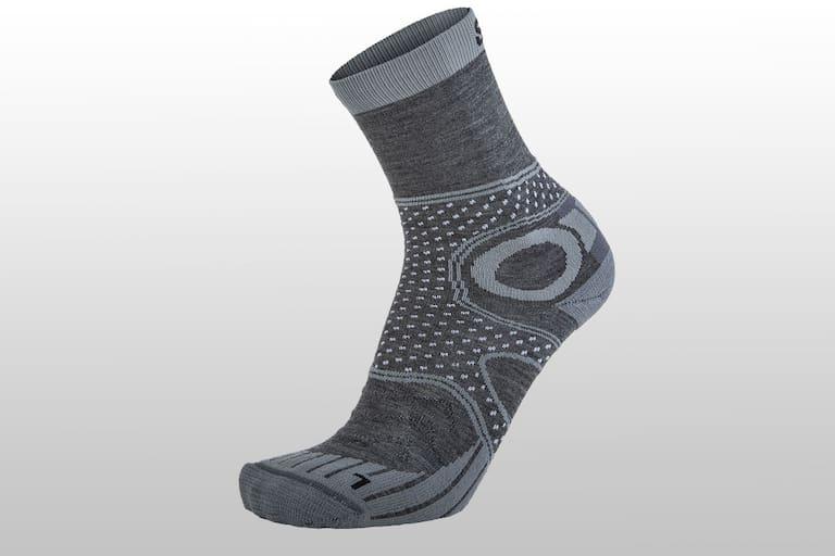 Backpacking Merino Socken von Eightsox