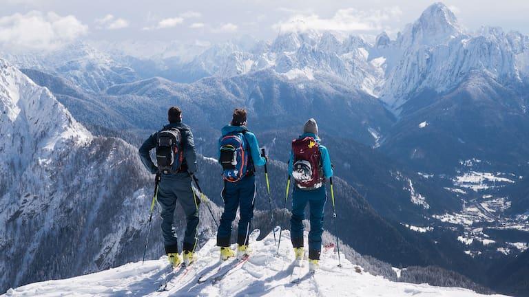 Rund 800 Skitourenbegeisterte aus aller Welt haben sich dieses Jahr für die Fischer Transalp beworben.