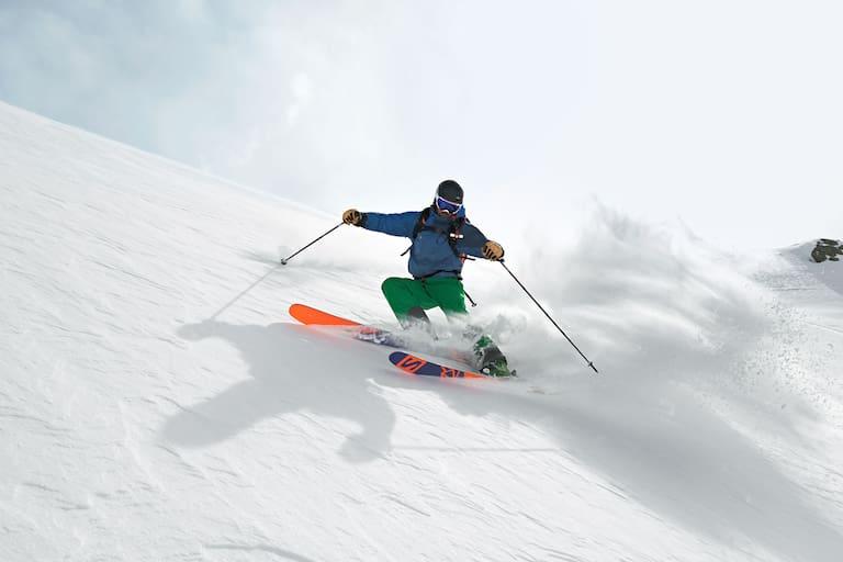 Freeride-Ski Tipps
