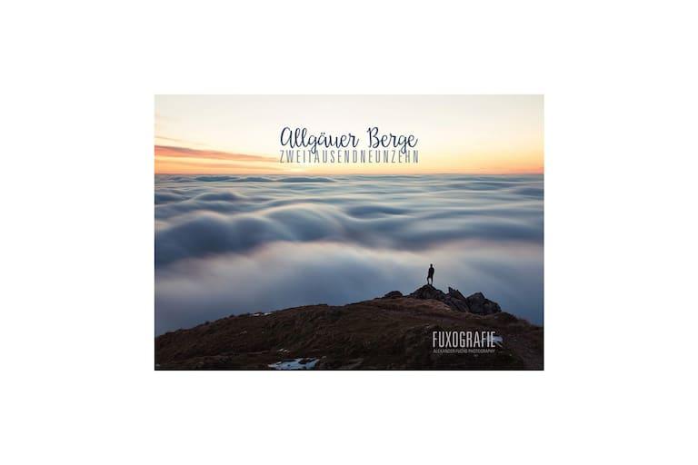 Allgäuer Berge Bildkalender 2019 von Alexander Fuchs