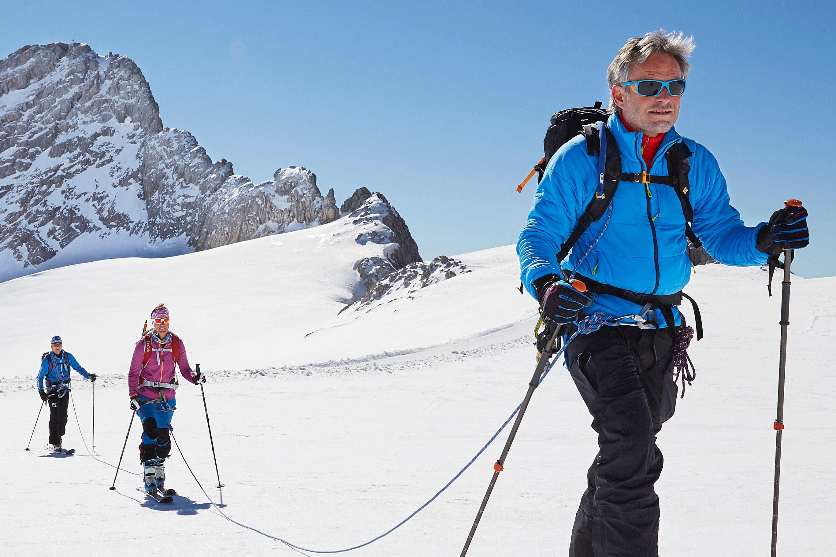 Black Diamond Couloir Klettergurt Test : Produkttest bergwelten