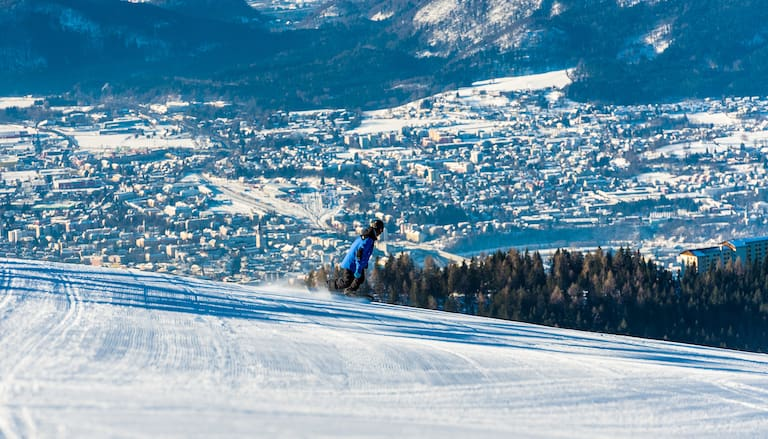 Snowboard Gerlitzen