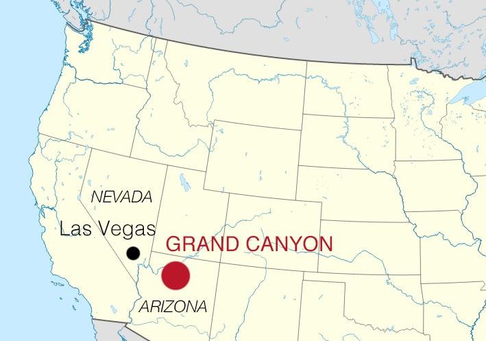 Reise: Grand Canyon - Abstieg in die Schlucht | Bergwelten