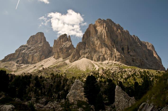 Groeden Gipfel