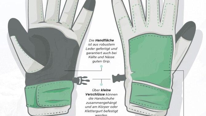 Multisport gloves