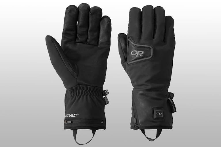 Die Stormtracker Heated Gloves von Outdoor Research