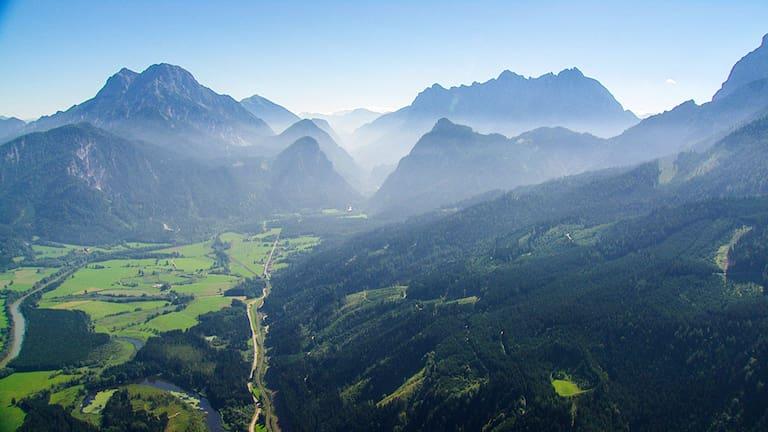 """""""Heimatleuchten: Österreich von oben – Unsere Natur"""""""
