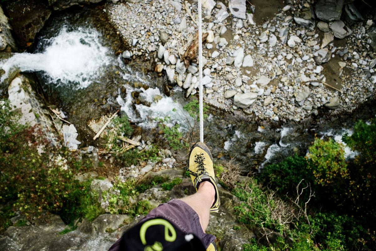 Klettersteig Hoachwool : Check: der hoachwool klettersteig c d bergwelten
