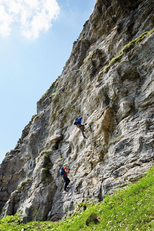 Klettersteig Tessin : Check der hochalmblick klettersteig d e bergwelten