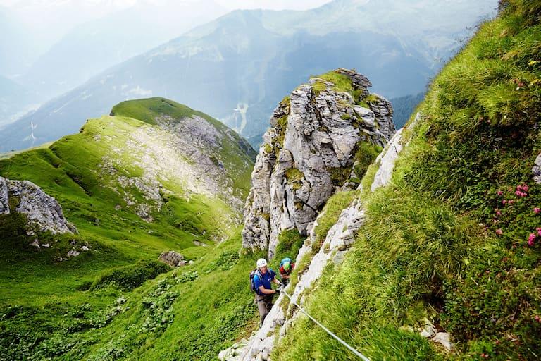 Hochalmblick-Klettersteig