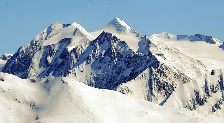 Hochfeiler Zillertaler Alpen