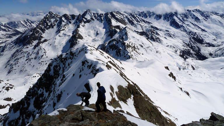 Skitour Hochreichkopf