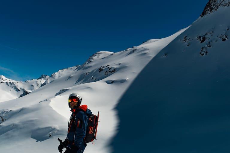 Das Skifahren war von Kindheit an Michaels große Leidenschaft und ist es bis heute geblieben