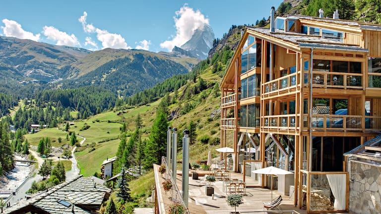 Die liebevoll eingerichteten Design & Lifestyle Hotels sind eine gute Ausgangslage für Ausflüge.